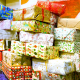 Weihnachtspäckchen für Kinder in Not